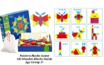 WOODEN PATTERN BLOCKS GAME