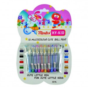 Hykid 10 Colour Set(pack of 10)