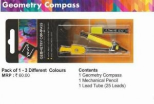Navneet Geometry Compass (1pc)