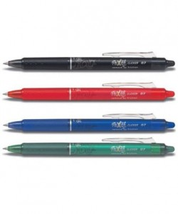 Pilot Frixion Clicker Pen Blue