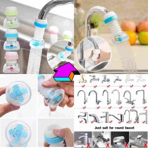 360 Degree Adjustable Water tap Extension