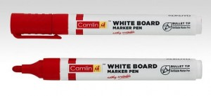 Camlin Whiteboard Marker Red (pack of 10)